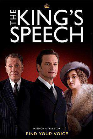 The King's Speech, On Demand Movie, Drama