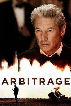 Arbitrage, Movie on DVD, Drama Movies, Thriller & Suspense