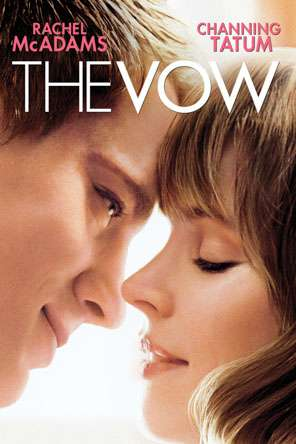 The Vow, Movie on DVD, Drama Movies, Romance