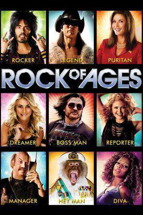 Rock of Ages, Movie on DVD, Comedy Movies, Special Interest