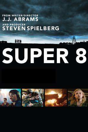 Super 8, On Demand Movie, Drama DigitalMovies, Sci-Fi & Fantasy DigitalMovies, Sci-Fi