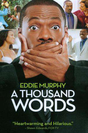 A Thousand Words, Movie on DVD, Comedy