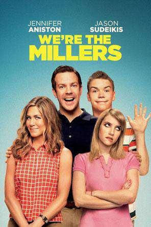 We're the Millers, Movie on DVD, Comedy Movies, Drama