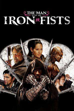 The Man With the Iron Fists, Movie on DVD, Action