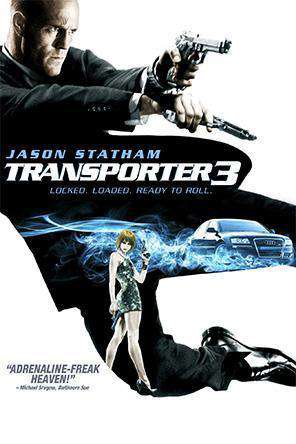 Transporter 3, On Demand Movie, Action