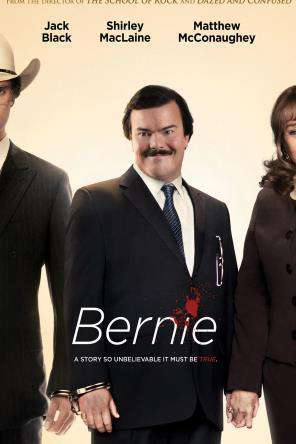 Bernie, Movie on DVD, Comedy Movies, Drama
