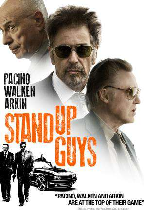Stand Up Guys, Movie on DVD, Action
