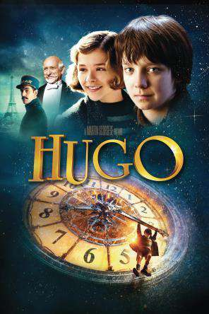 Hugo, Movie on DVD, Adventure Movies, Drama Movies, Family Movies, Thriller & Suspense