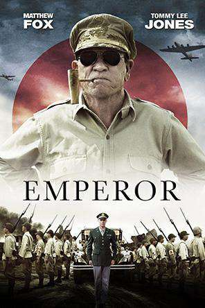 Emperor, On Demand Movie, Action DigitalMovies, Drama