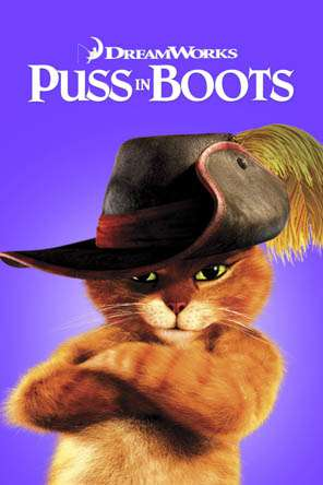 Puss in Boots, On Demand Movie, Comedy DigitalMovies, Family DigitalMovies, Kids