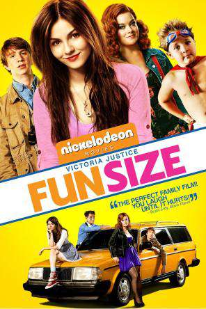 Fun Size, Movie on DVD, Comedy Movies, Seasonal