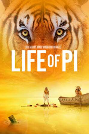 Life of Pi, Movie on DVD, Adventure Movies, Drama Movies, Special Interest