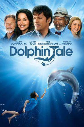 Dolphin Tale, Movie on DVD, Drama Movies, Family