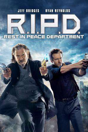 R.I.P.D., On Demand Movie, Action DigitalMovies, Comedy