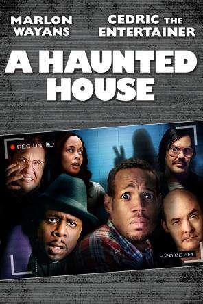 A Haunted House, On Demand Movie, Comedy