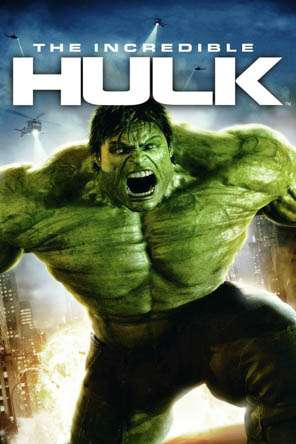 The Incredible Hulk, On Demand Movie, Action DigitalMovies, Adventure