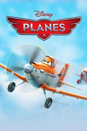 Planes, Movie on DVD, Family