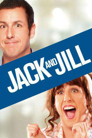 Jack and Jill, Movie on DVD, Comedy