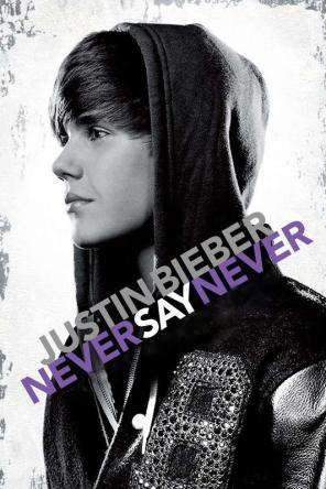 Justin Bieber: Never Say Never, Movie on DVD, Drama