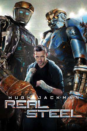 Real Steel, Movie on DVD, Action