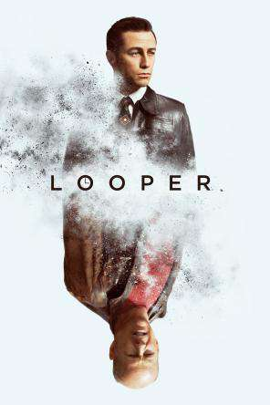 Looper, Movie on DVD, Action Movies, Sci-Fi & Fantasy Movies, Thriller & Suspense