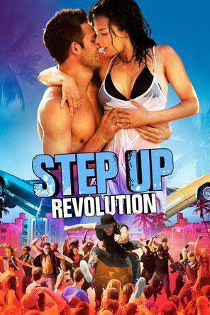 Step Up Revolution, On Demand Movie, Drama DigitalMovies, Romance DigitalMovies, Special Interest