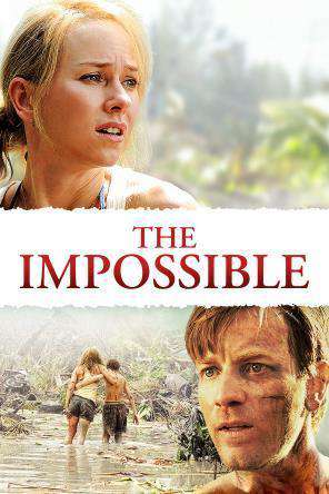 The Impossible, Movie on DVD, Drama Movies, Thriller & Suspense