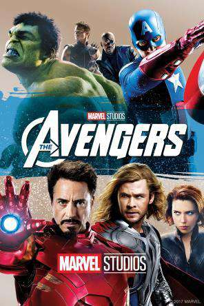 The Avengers (2012), Movie on DVD, Action Movies, Adventure Movies, Special Interest Movies, Sci-Fi & Fantasy