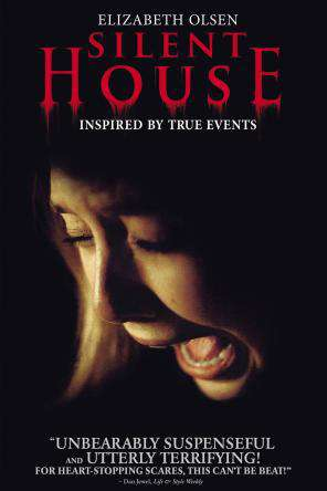 Silent House, Movie on DVD, Drama Movies, Horror Movies, Thriller & Suspense