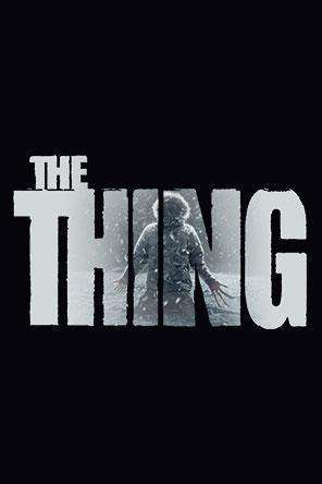 The Thing (2011), Movie on DVD, Action Movies, Horror