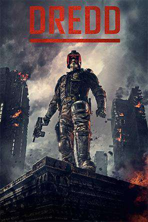Dredd, Movie on DVD, Action Movies, Sci-Fi & Fantasy