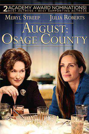 August: Osage County, On Demand Movie, Comedy DigitalMovies, Drama