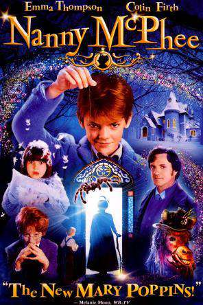 Nanny Mcphee, On Demand Movie, Family DigitalMovies, Romance DigitalMovies, Sci-Fi & Fantasy DigitalMovies, Fantasy