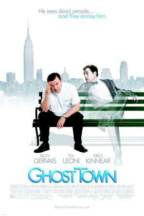 Ghost Town, Movie on DVD, Comedy Movies, Special Interest Movies, Romance