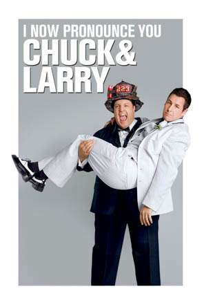 I Now Pronounce You Chuck And Larry, On Demand Movie, Comedy DigitalMovies, Romance
