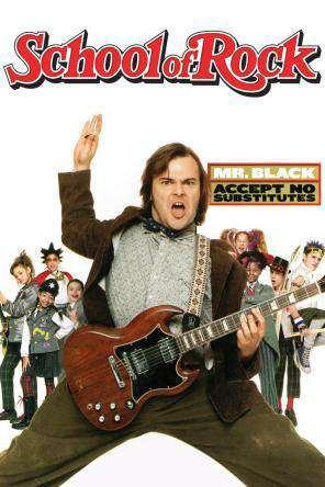 School of Rock (2003), On Demand Movie, Comedy DigitalMovies, Family