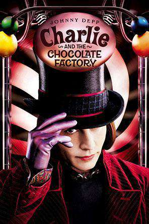 Charlie & The Chocolate Factory, On Demand Movie, Action DigitalMovies, Adventure DigitalMovies, Comedy DigitalMovies, Family