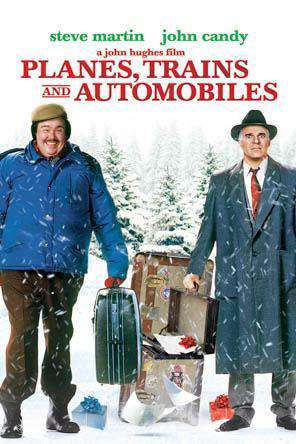 Planes, Trains and Automobiles (1987), On Demand Movie, Comedy