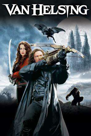 Van Helsing, On Demand Movie, Action DigitalMovies, Adventure DigitalMovies, Horror