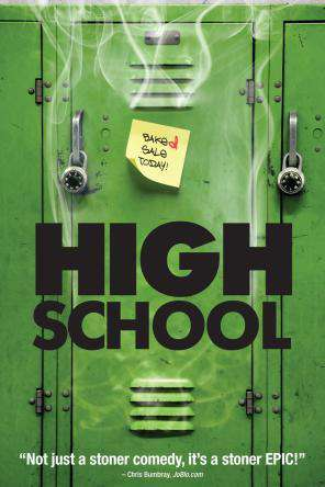 High School, Movie on DVD, Comedy