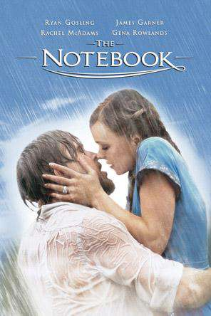 The Notebook (2004), Movie on DVD, Drama