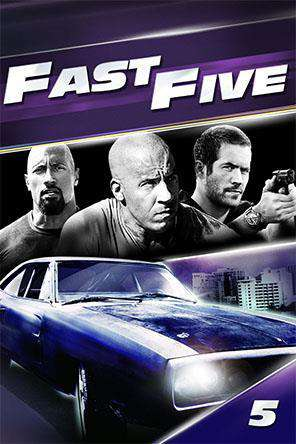 Fast Five, On Demand Movie, Action