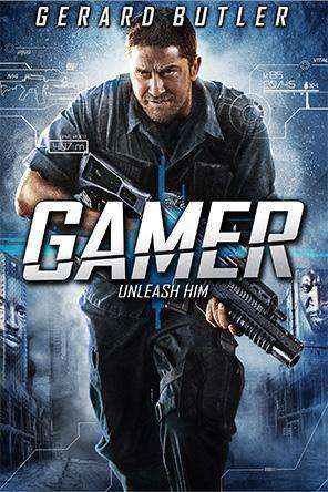 Gamer, On Demand Movie, Action DigitalMovies, Sci-Fi & Fantasy DigitalMovies, Thriller & Suspense DigitalMovies, Sci-Fi DigitalMovies, Thriller