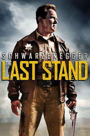 The Last Stand, Movie on DVD, Action