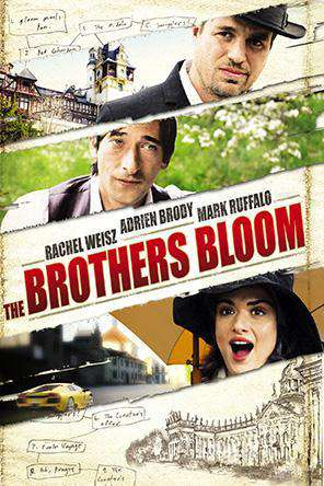 The Brothers Bloom, On Demand Movie, Adventure DigitalMovies, Comedy DigitalMovies, Drama DigitalMovies, Romance