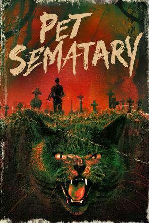 Pet Sematary (1989), Movie on DVD, Horror
