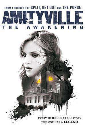 Amityville: The Awakening, Movie on DVD, Horror
