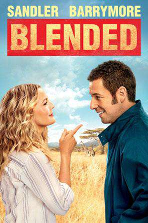 Blended, Movie on DVD, Comedy
