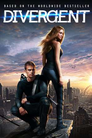 Divergent, On Demand Movie, Action DigitalMovies, Adventure DigitalMovies, Sci-Fi & Fantasy DigitalMovies, Thriller & Suspense DigitalMovies, Sci-Fi DigitalMovies, Thriller