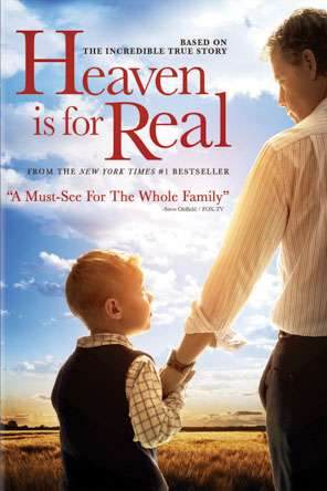 Heaven Is For Real, Movie on DVD, Drama Movies, Family
